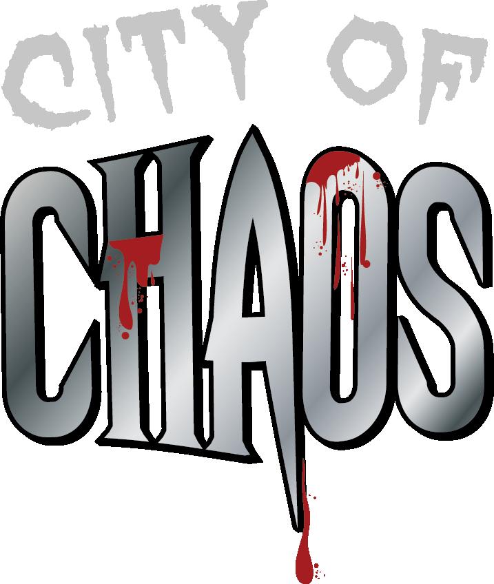 city of chaos logo